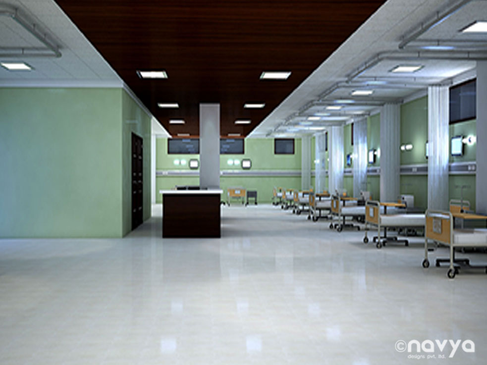 Indus Jaipur Hospital View All Projects C Navya Designs